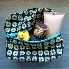 DIY - Tutorial como hacer un neceser o valisette