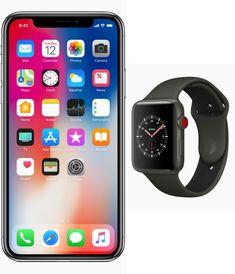 El nuevo iPhone X, llega diez años después de que Steve Jobs presentara el iPhone. Además checa el nuevo Apple Watch Series 3, el reloj número uno de mundo!