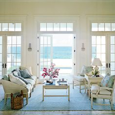 Room With a View - Our 60 Prettiest Island Rooms - Coastal Living