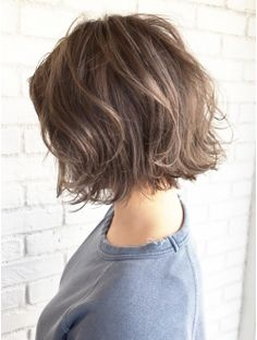 Lots of celebrities these days sport short curly hair styles, but some of them really stand out. When we think of curly short hair, the image of AnnaLynne Short Curly Hair, Short Hair Cuts, Curly Bob, Pretty Hairstyles, Bob Hairstyles, Haircuts, Pelo Midi, Medium Hair Styles, Curly Hair Styles