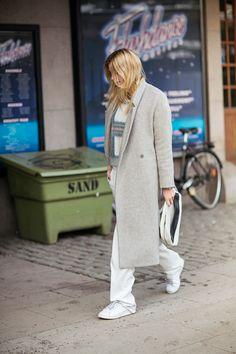 Stockholm Fashion Week Jan 2014 Streetstyle