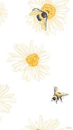 yellow phone wallpaper yellow bees save the bees warm colors phone background Aesthetic Wallpaper Hd, Frühling Wallpaper, Wallpaper Collage, Iphone Background Wallpaper, Pattern Wallpaper, Iphone Spring Wallpaper, Aztec Wallpaper, Watercolor Wallpaper, Watercolor Art