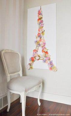 A collection of the web's most gorgeous Parisian Themed Bridal Shower Ideas that are perfect for celebrating the bride to be with an afternoon in Paris! Party Decoration, Bridal Shower Decorations, Paris Prom Theme, French Themed Parties, Paris Bridal Shower, Bridal Showers, Eiffel Tower Centerpiece, Parisian Party, Springtime In Paris