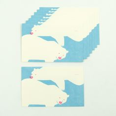 Kimagure Envelopes Bear