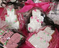 Decorated Wedding Cookies – Part 2