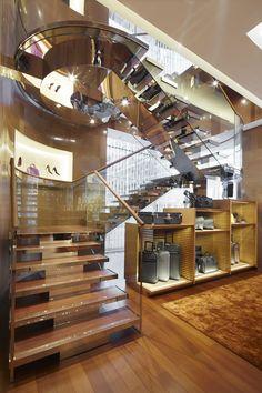 Sklep Louis Vuitton w Warszawie, vitkAc, fot. materiały prasowe / LV , Warsaw