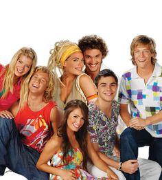 Aliados de los Teen: Fotos Promocionales - Casi Angeles 2009