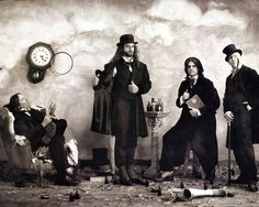 Meet the members of Tool.