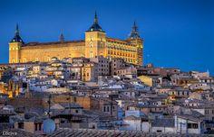 #FotoLike   Alcázar de Toledo