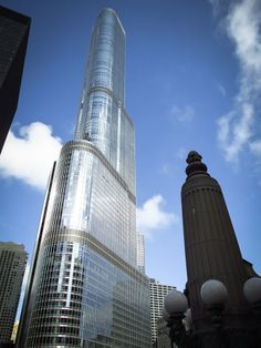 Trump tower. Chicago. Cartoon like. by Luis Carvalho on 500px