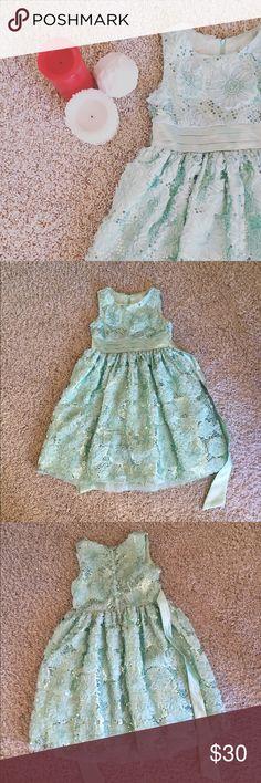 🌟HP🌟 American princess green sequence dress Green sequence dress American princess  Dresses Formal