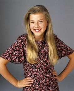 """I got Stephanie Tanner! Which """"Full House"""" Character Are You? I got Stephanie Tanner! Fuller House Characters, Posture Fix, Bad Posture, Stephanie Tanner, Dj Tanner, Which Character Are You, Old Shows, Celebs, Celebrities"""