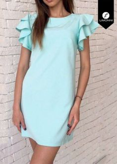 Dress Outfits, Casual Dresses, Classy Work Outfits, Kurta Designs Women, Romper With Skirt, Frack, Dress Silhouette, Business Outfits, Dress Patterns