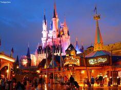 Como preparar un viaje a Walt Disney World en Orlando. Guía práctica.