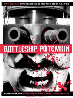 Mondo: The Archive   Eye Noise - Battleship Potemkin, 2007