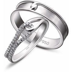 Platinum couple rings with curves jl pt 451 (€1.385) ❤ liked on Polyvore featuring jewelry, rings, band jewelry, band rings, platinum jewellery, platinum rings and polish jewelry