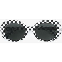 245c82ef3c026 SAINT LAURENT Check California Surf Sunglasses (9040 TWD) ❤ liked on  Polyvore featuring accessories