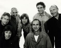 Genesis. If this line up of the band were to ever get back together again, I would die a happy man