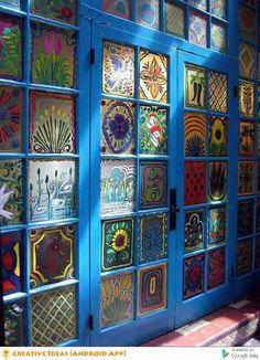 Painting in doors