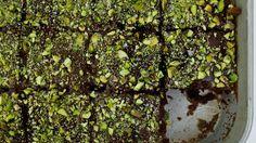 Salted Texas Chocolate Sheet Cake Recipe | Bon Appetit