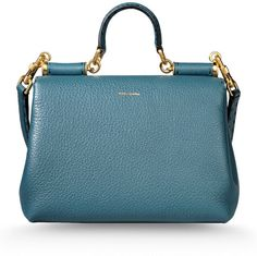 Love this: Medium Leather Bag @Lyst