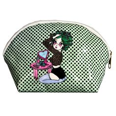 #ValfrePinToWin  #Valfre Dolly Cosmetic Bag by Valfré | Valfré  -  makeup bags all day longggggg