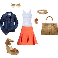 My summer style. love
