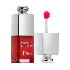 Dior Cheek & Lip Glow Brand new, still in the box and unused. Works as a check stain and lip stain. Dior Makeup, Makeup Cosmetics, Eye Makeup, Sephora Haul, Dior Beauty, Lip Stain, Aesthetic Makeup, Red Aesthetic, Makeup Lips