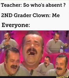 """LOL - Funny memes that """"GET IT"""" and want you to too. Get the latest funniest memes and keep up what is going on in the meme-o-sphere. Funny School Memes, School Humor, Really Funny Memes, Stupid Funny Memes, Funny Laugh, Funny Relatable Memes, School Memes Clean, Funniest Memes, Funny Stuff"""