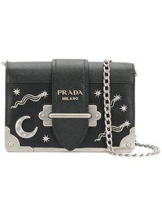 Prada Bandoliera City Shoulder Bag - Farfetch d8b873ec0e441