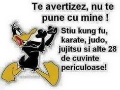 Ştie multe ăsta ! - Lucian Iancu - Google+ Grumpy Cat, The Funny, Judo, Funny Jokes, Haha, Kung Fu, Funny Pictures, Disney Characters, Memes