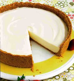No-Bake Cheesecake - dont believe? Check it!