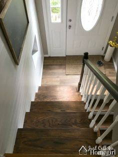 Raised ranch remodel interior entryway bump out extension for Split level extension ideas