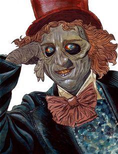 Zombie Art : Gene Wilder RIP
