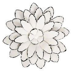 Metal Flower Wall Art our flower ombre metal wall art is a great way to add a pop of