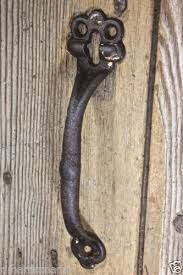 rustic handles for barn door - Google Search