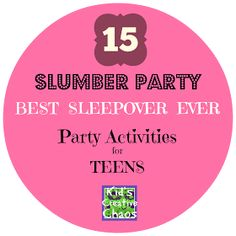 Birthday Party Activities For Teens Sleepover Nail Polish Ideas 13th Birthday Parties, Birthday Party For Teens, Birthday Party Games, Teen Birthday, Birthday Ideas, Party Party, Happy Birthday, Movie Party, 12th Birthday