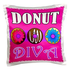 3dRose pc_43170_1 Donut Diva-Kawaii Sweets-Pink-Pillow Ca... https://smile.amazon.com/dp/B0166IV5L2/ref=cm_sw_r_pi_dp_x_p4ppyb73VBS7F