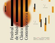 """Check out new work on my @Behance portfolio: """"Festival de Música Clásica Contemporánea"""" http://be.net/gallery/64378353/Festival-de-Musica-Clasica-Contemporanea"""