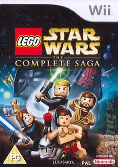 Lego star #wars: the #complete saga #(wii) nintendo wii,  View more on the LINK: http://www.zeppy.io/product/gb/2/301831486152/