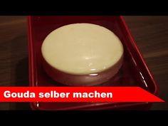 🧀 Gouda selber machen 🧀 holländischer Schnittkäse - Alles Käse - YouTube Gouda, Lab, Starter Set, Pudding, Youtube, Desserts, Food Food, Food Recipes, Custard Pudding