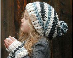 Crochet PATTERN-The Odette Owl Set Toddler Child von Thevelvetacorn