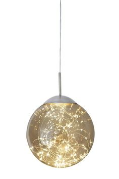 Home Loft Concept Lights 1-Light LED Globe Pendant & Reviews | Wayfair.co.uk Globe Ceiling Light, Ceiling Lights, Globe Pendant, Light Led, New Homes, Lounge, Lighting, Laundry Room, Loft