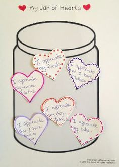 Inspired Elementary: Valentine's Day Writing Activity Set Freebie!: