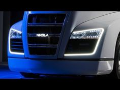 While waiting for the Tesla electric semi Freight Truck reveal I discovered this incredible Dec 2016 unveiling of the electric semi Freight truck from Nikola Motor Company. Electric Semi Truck, Electric Motor, Electric Cars, Nikola Truck, Salt Lake City, Tesla Model S, Faraday Future, Volkswagen, Diesel