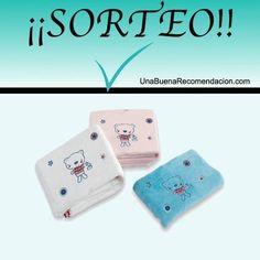 Sorteo Mantita Microfibra para bebé, color a elegir