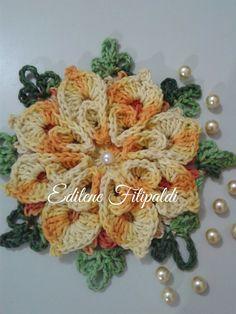 Passo a Passo da Flor em imagens AQUI https://www.facebook.com/media/set/?set=a.1581927095421219.1073741937.1444655289148401&type=3