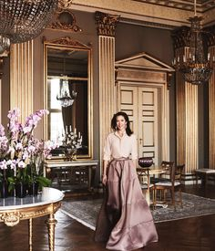 Crown Princess Mary is on the cover of Vogue Australia. The shoot took place in and around their home of Amalienborg Palace, Copenhagen.