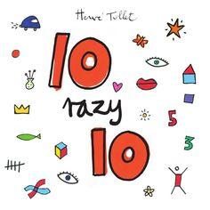 Kolejna magiczna książka Herve Tuleta do kreatywnej nauki liczenia, kolorów, kształtów...