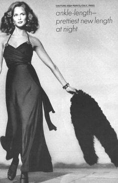 Richard Avedon | Lauren Hutton, Vogue US, August 1973